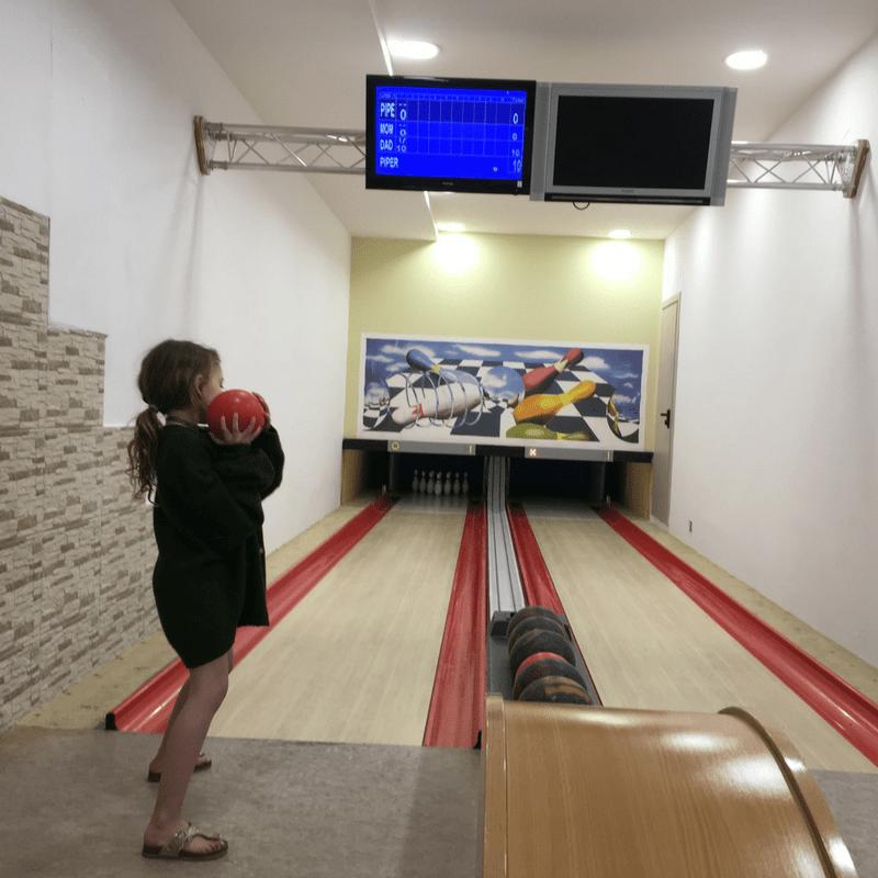 Athena Pallas Bowling