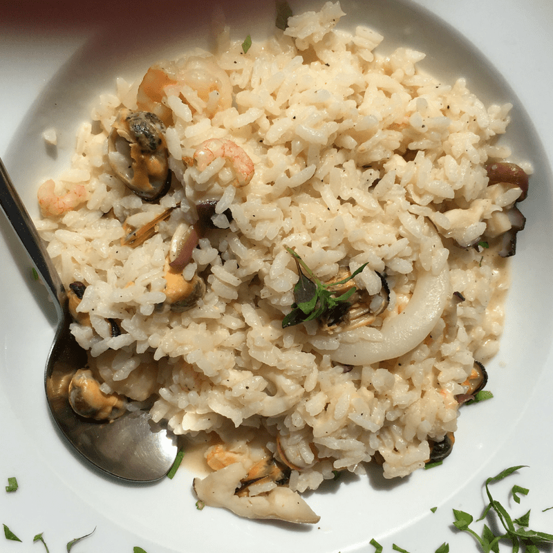 top_ten_foods_to_try_in_greece_seafood_risotto