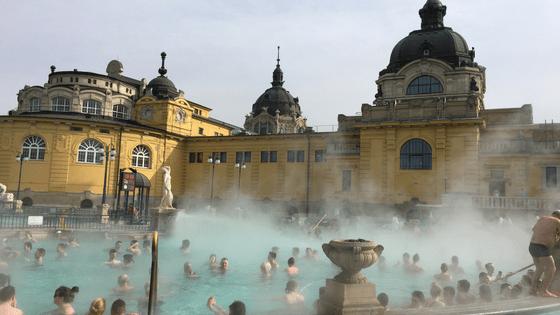 Budapest Szechenyi