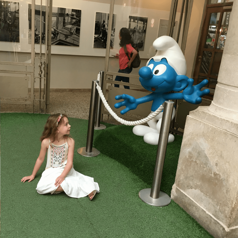 comic_strip_museum_smurfs