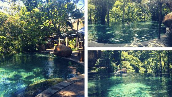 Lokha Ubud Pools