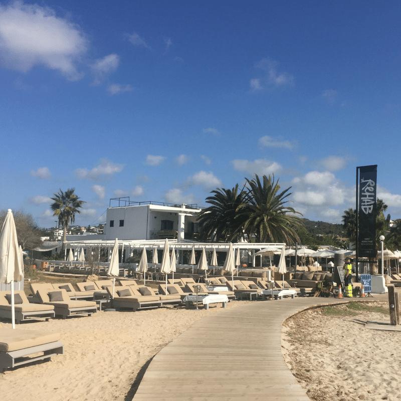 Talamanca Beach Boardwalk