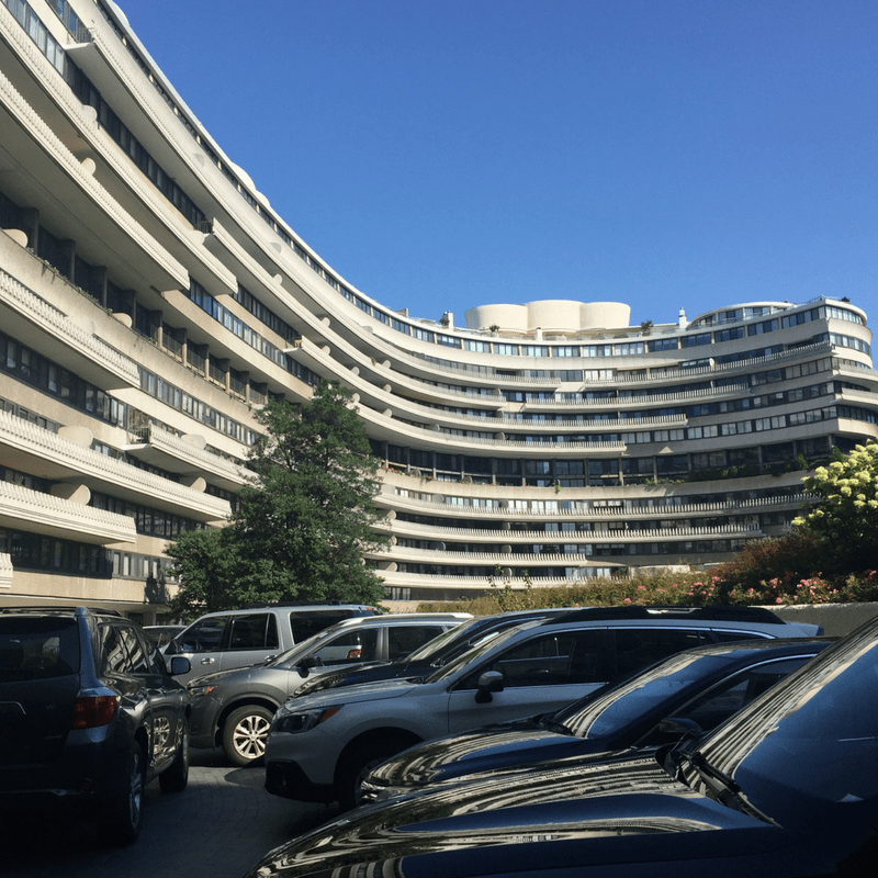 Watergate Hotel Building