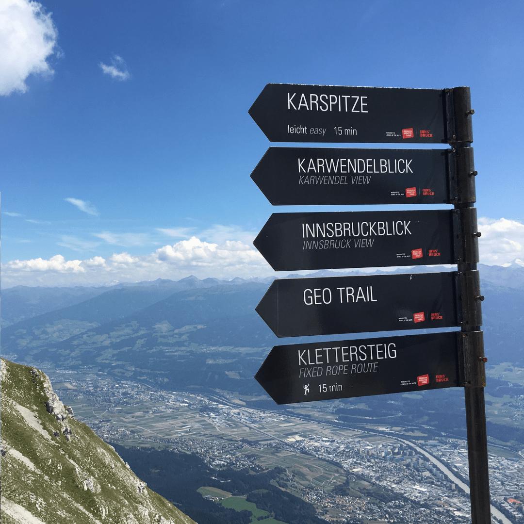 nordkette_hike_options