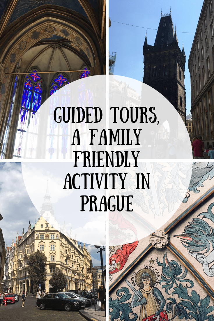 Prague With Kids Guided Tours