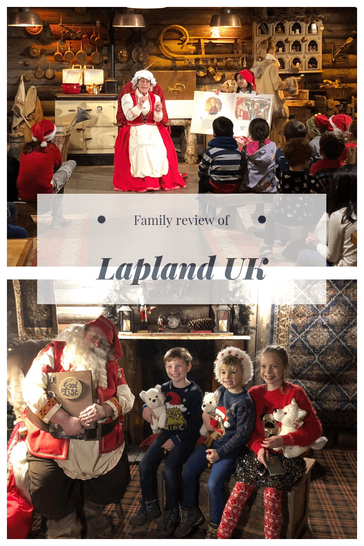 A Review Of Lapland Uk Pin Image