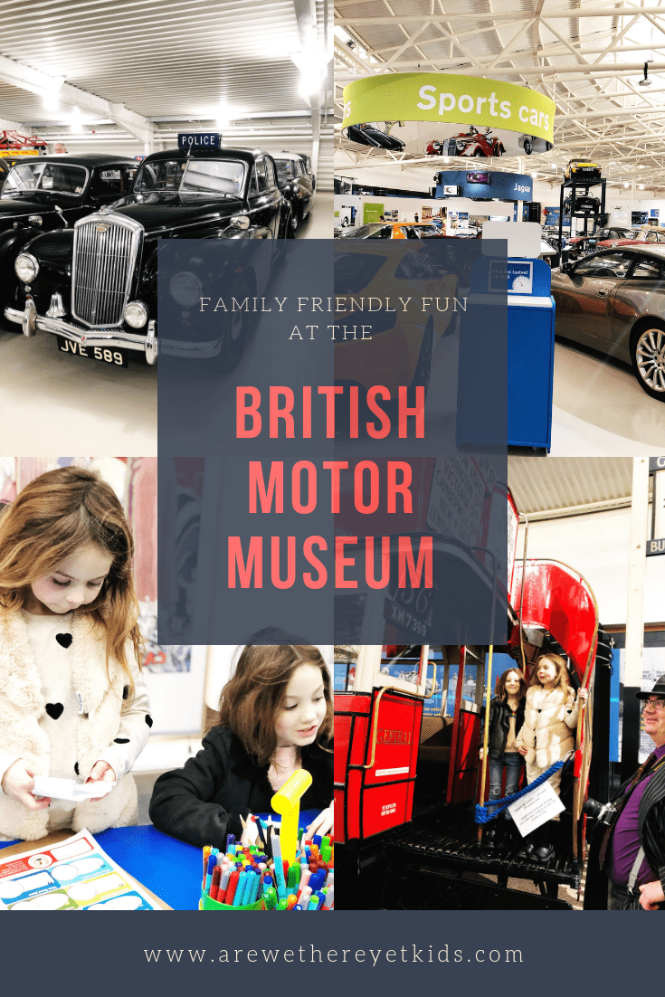 A Fun Day Out At The British Motor Museum In Warwickshire