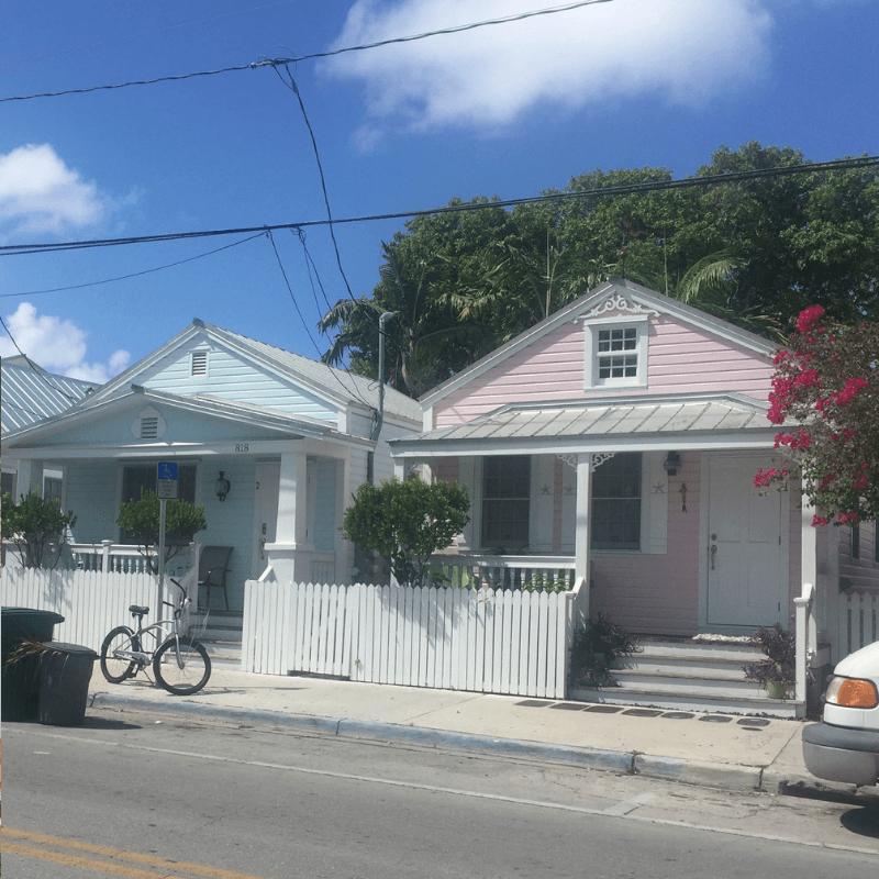 cute houses in key west