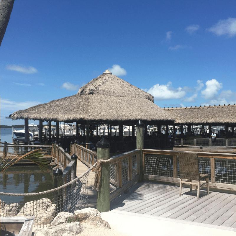 islamorada fish company restaurant in the florida keys