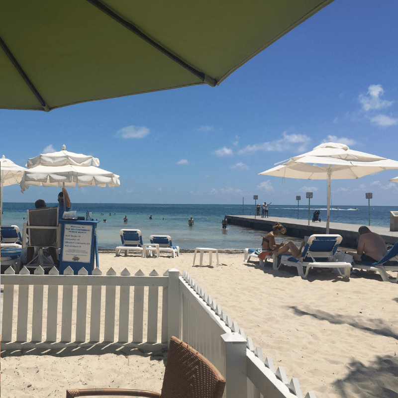 southernmost beach in key west