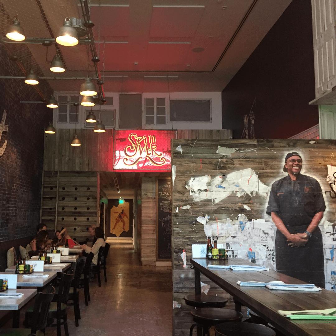 cool restaurant in coconut grove miami