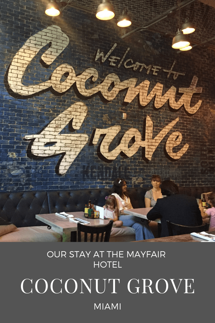 coconut grove miami, a fantastic place to stay with kids