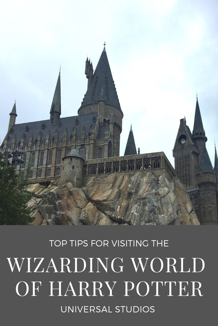 Top Tips On Visiting The Wizarding World Of Harry Potter At Universal Studios In Florida