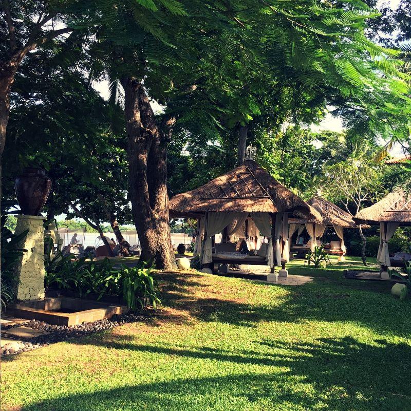 the gorgeous westin hotel in nusa dua in bali