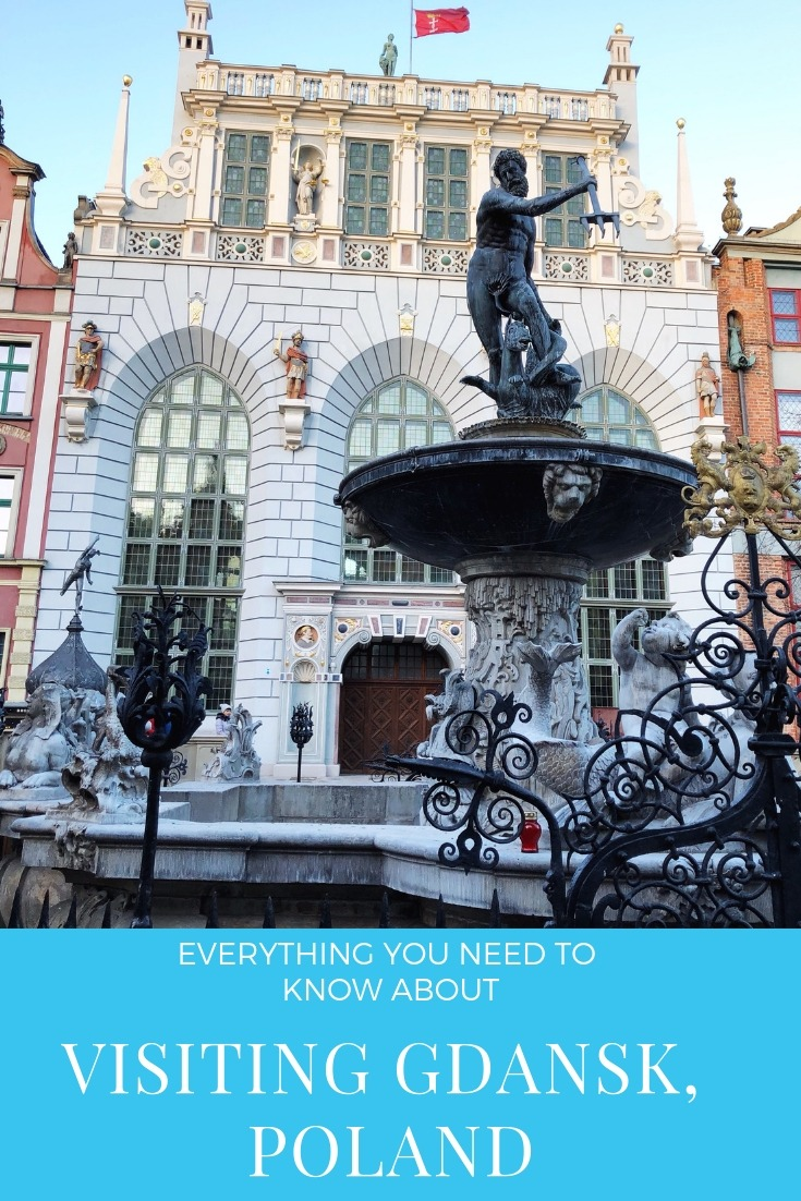 Pin Image For Visiting Gdansk With Kids