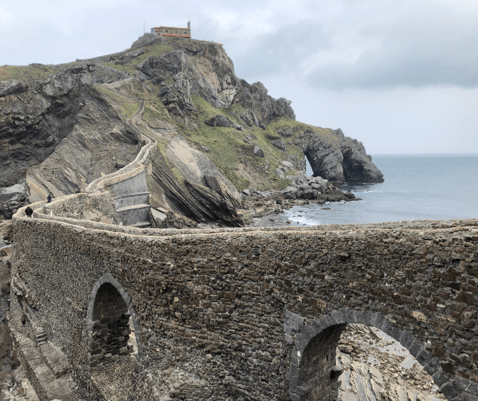 game of thrones filming location in the basque country, the most beautiful part of spain