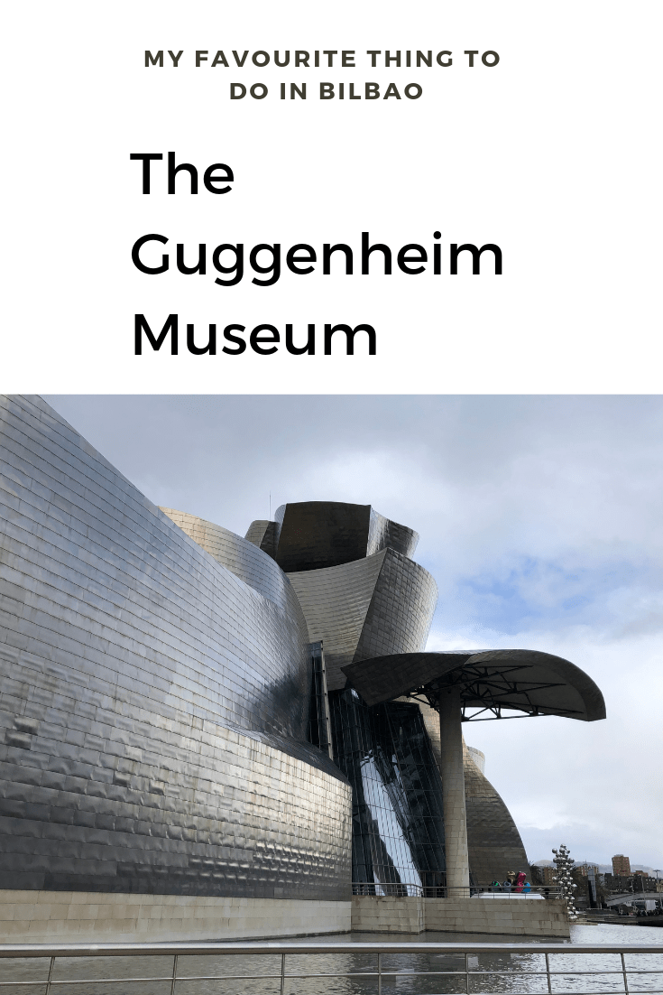 Visiting The Guggenheim Museum Spain With Kids Blog