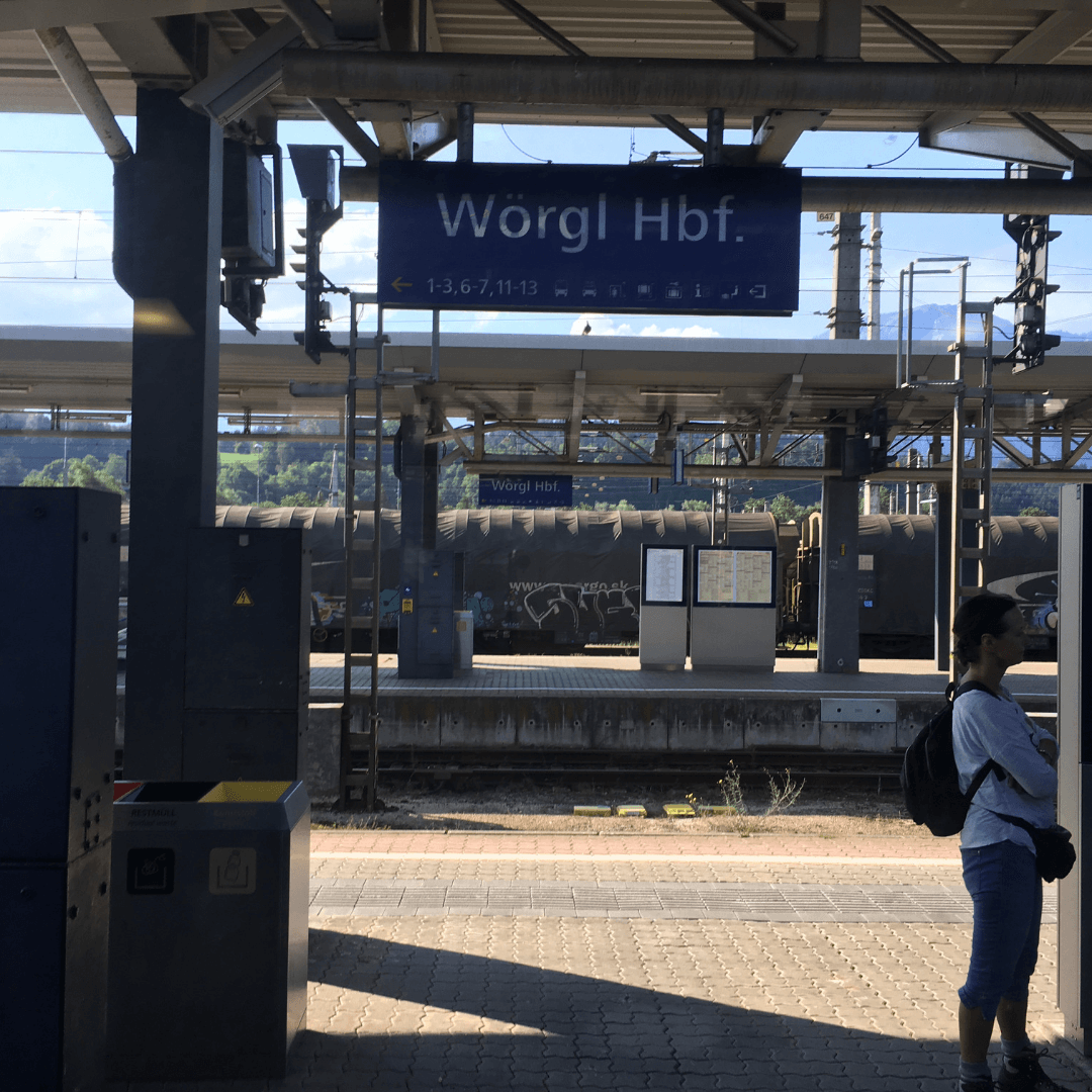 Interrail Tips Whogl Train Station