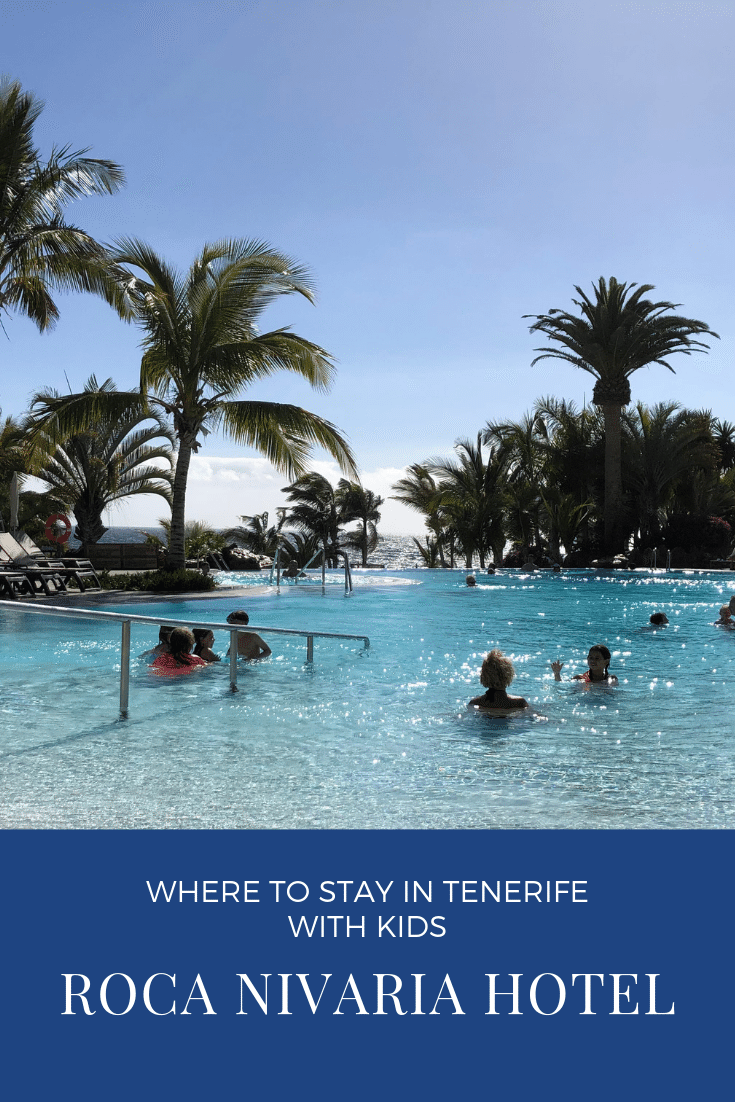 Review Of The Roca Nivaria Hotel In Tenerife