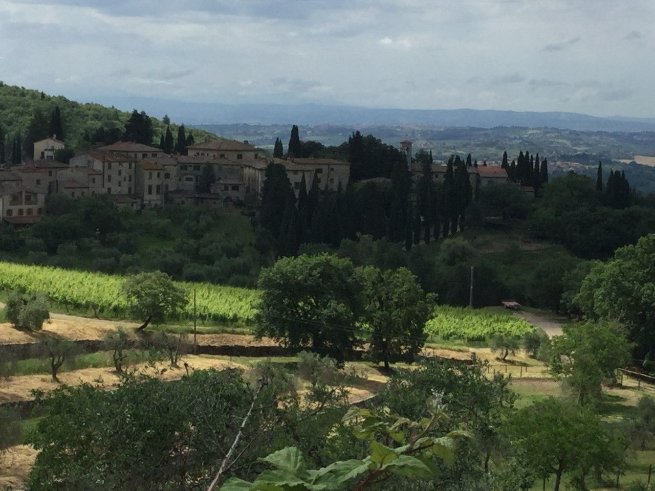 tuscany itinerary exploring the chianti countryside