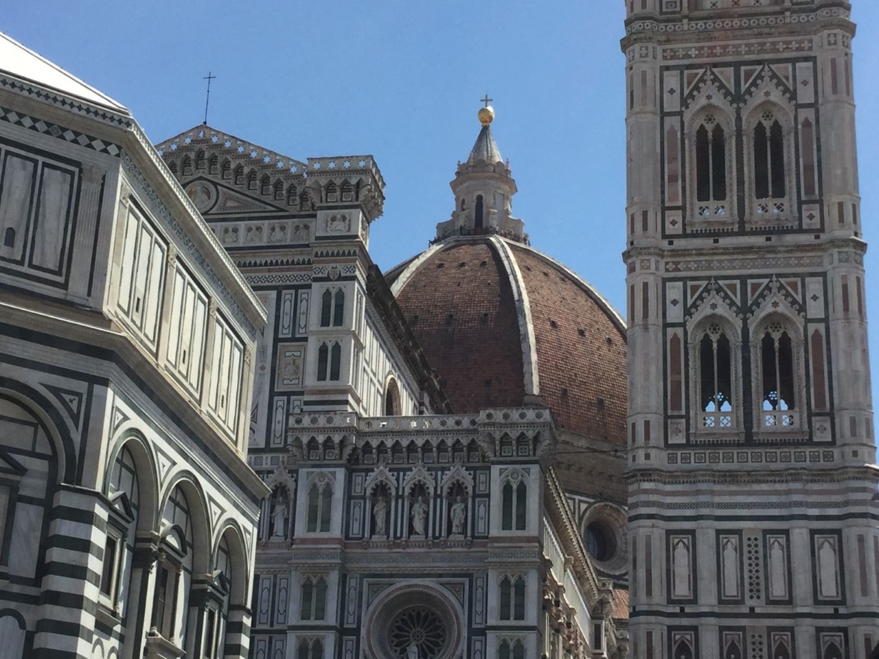 tuscany itinerary the stunning duomo in Florence