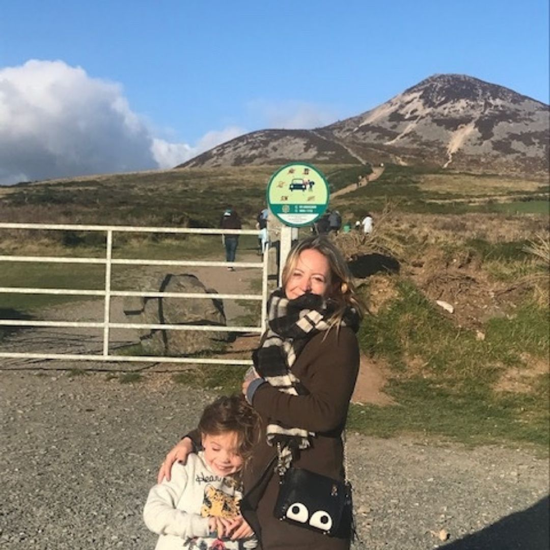 Things To Do In Wicklow With Kids Climbing Mountains