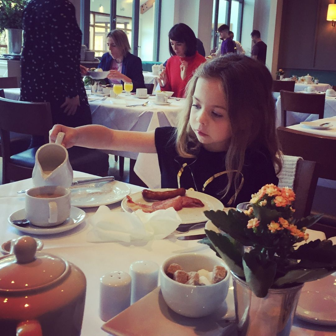 Where To Eat In Wicklow With Kids