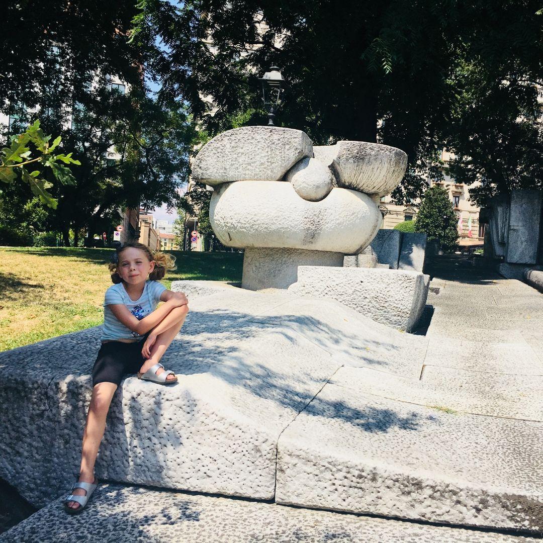 visiting Milan with kids