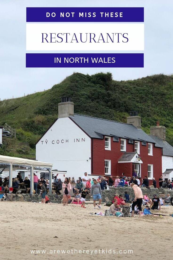 the most amazing restaurants in north wales
