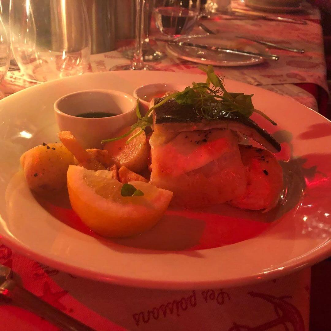 Fresh Seafood At Twnti Near North Wales