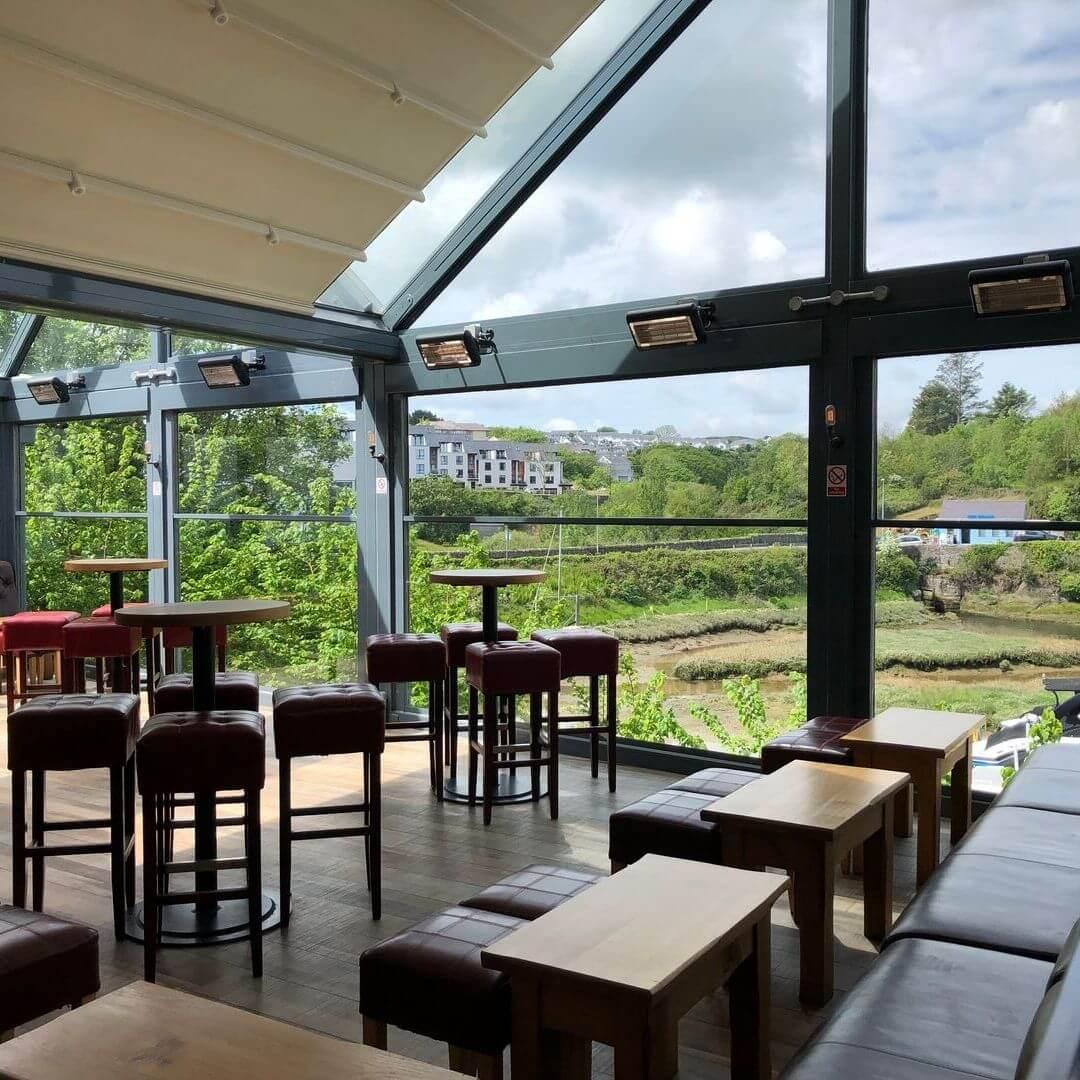 zinc restaurant in abersoch
