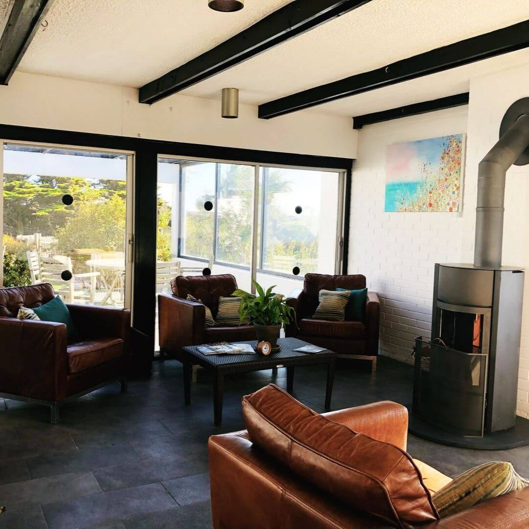 Relaxing Seating Area At Bedruthan Hotel And Spa