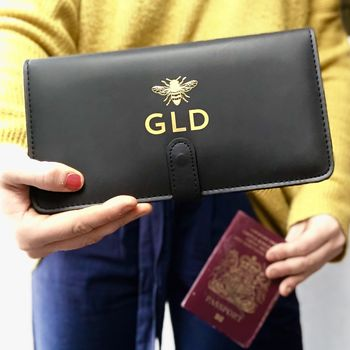 unique travel gifts travel wallet