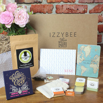 personalised gifts for travelers gift box