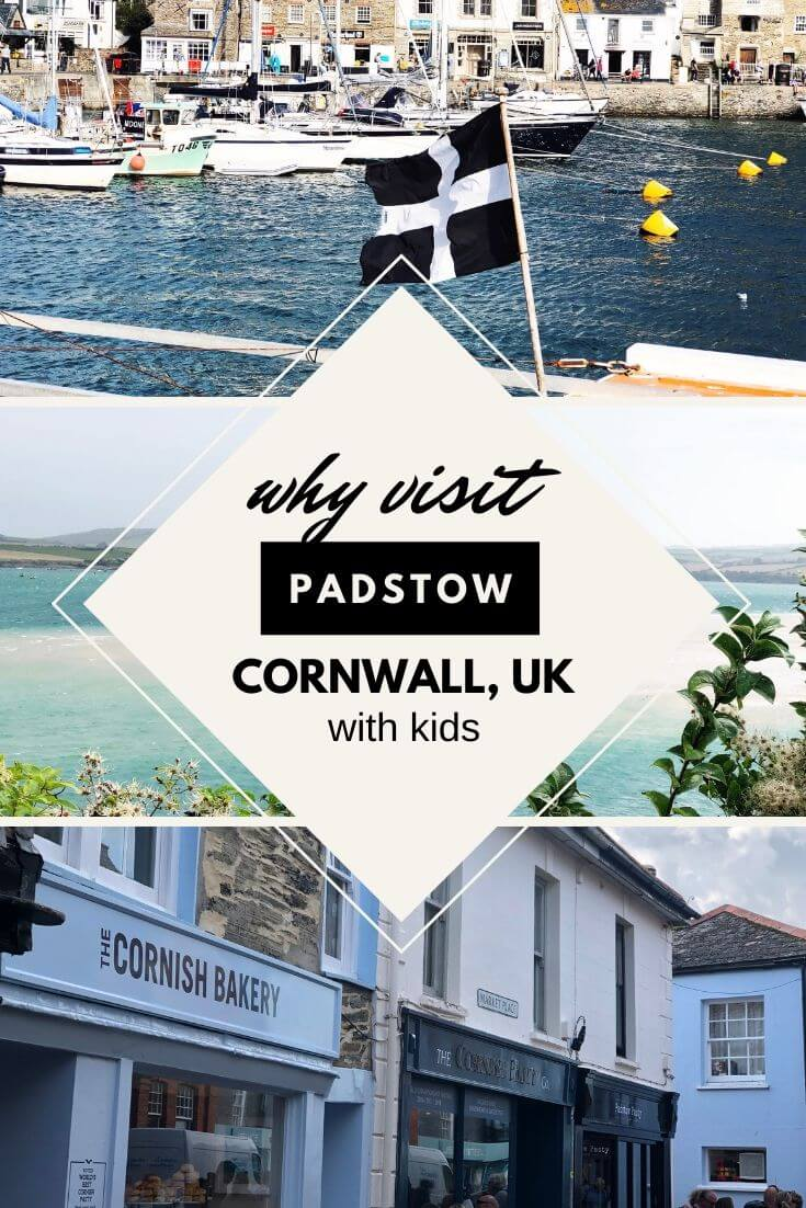 why visit Padstow in Cornwall with kids