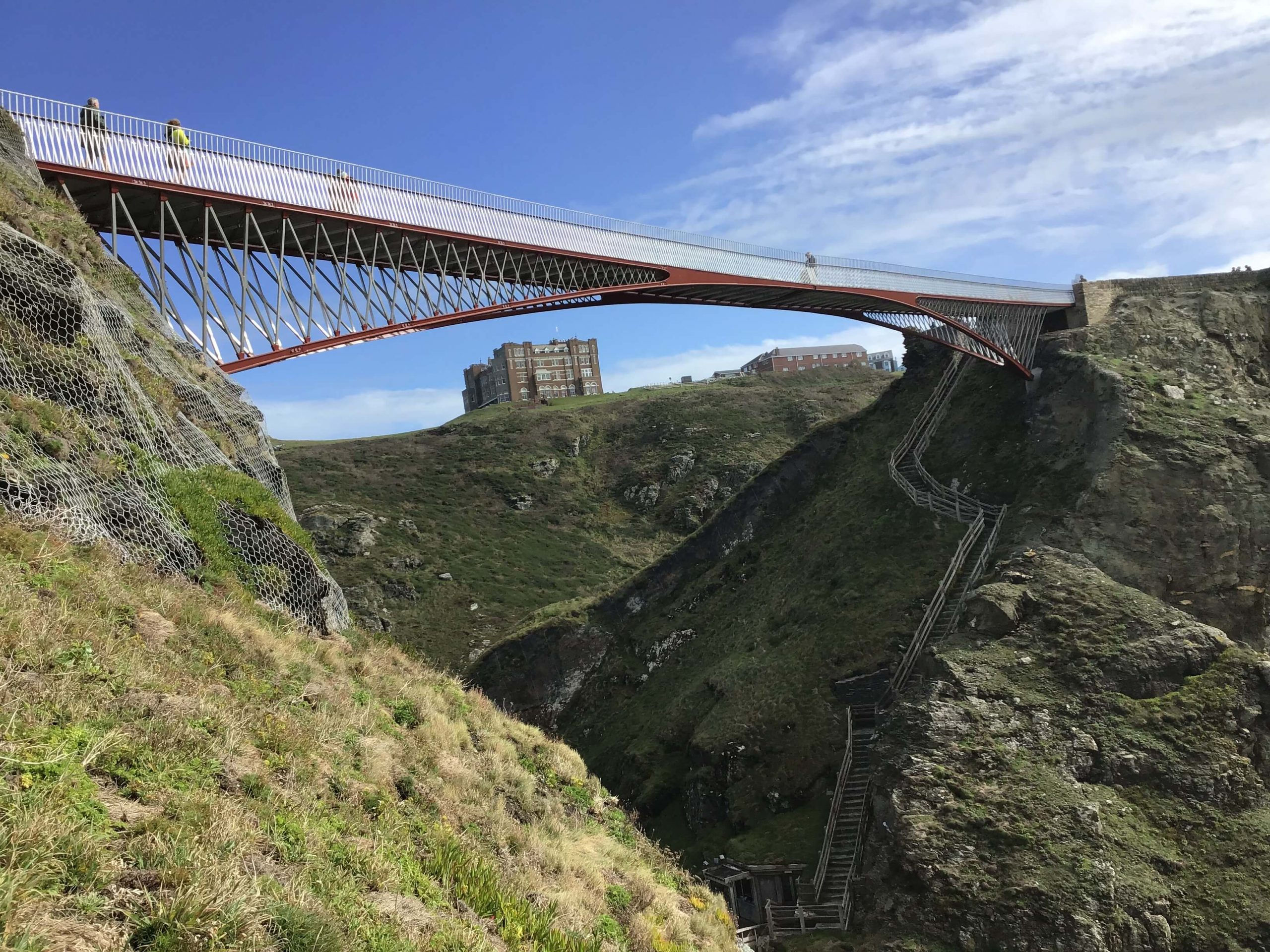 Tintagel Bridge