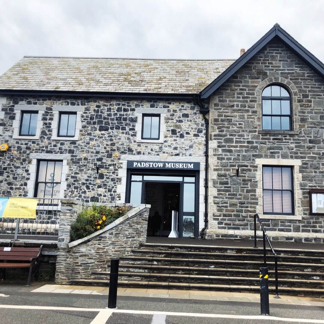 what to do in padstow visit the Padstow museum