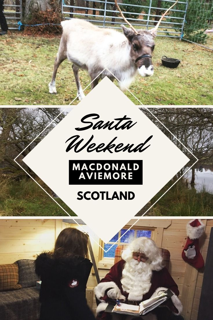 Santa Weekend Aviemore, The Best Place To See Santa In Scotland, Uk