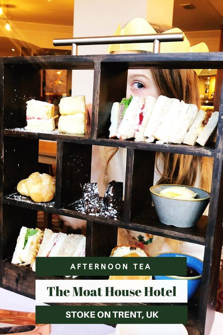 A Delightful Festive Afternoon Tea At The Best Western In Stoke