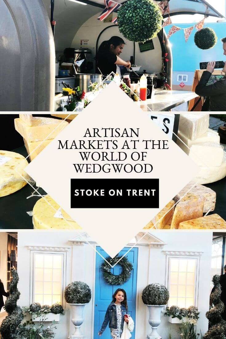 The Best Christmas Market In Staffordshire, World Of Wedgwood, Stoke On Trent