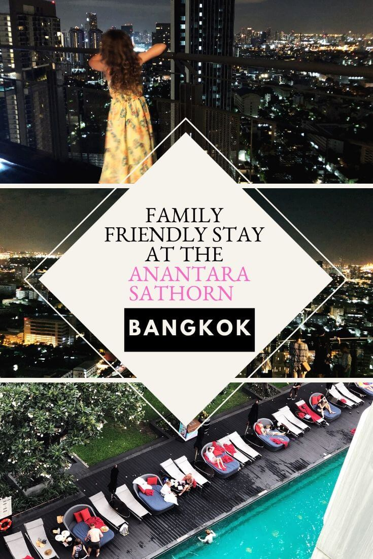 family friendly hotel bangkok pin image