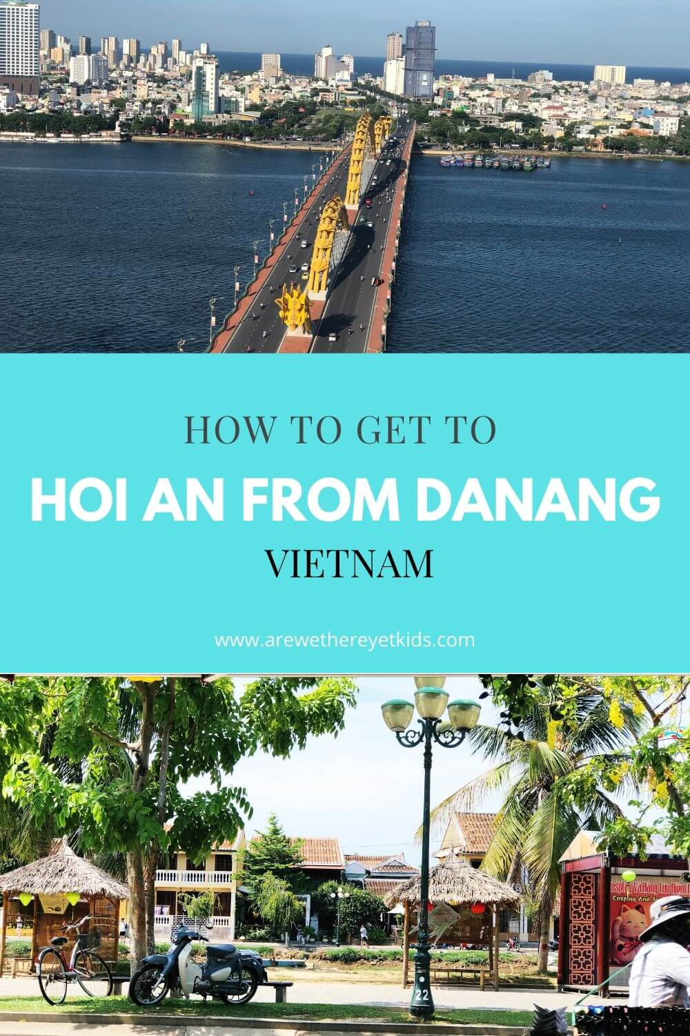 How To Get To Hoi An From Danang Pin Image
