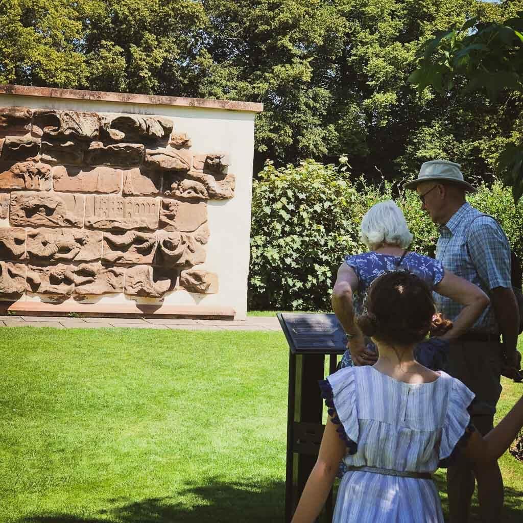 Memorial In Beacon Park