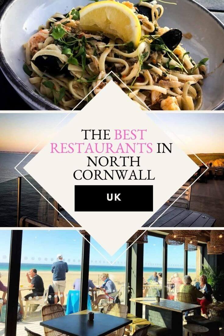 best restaurants in north cornwall for pinterest