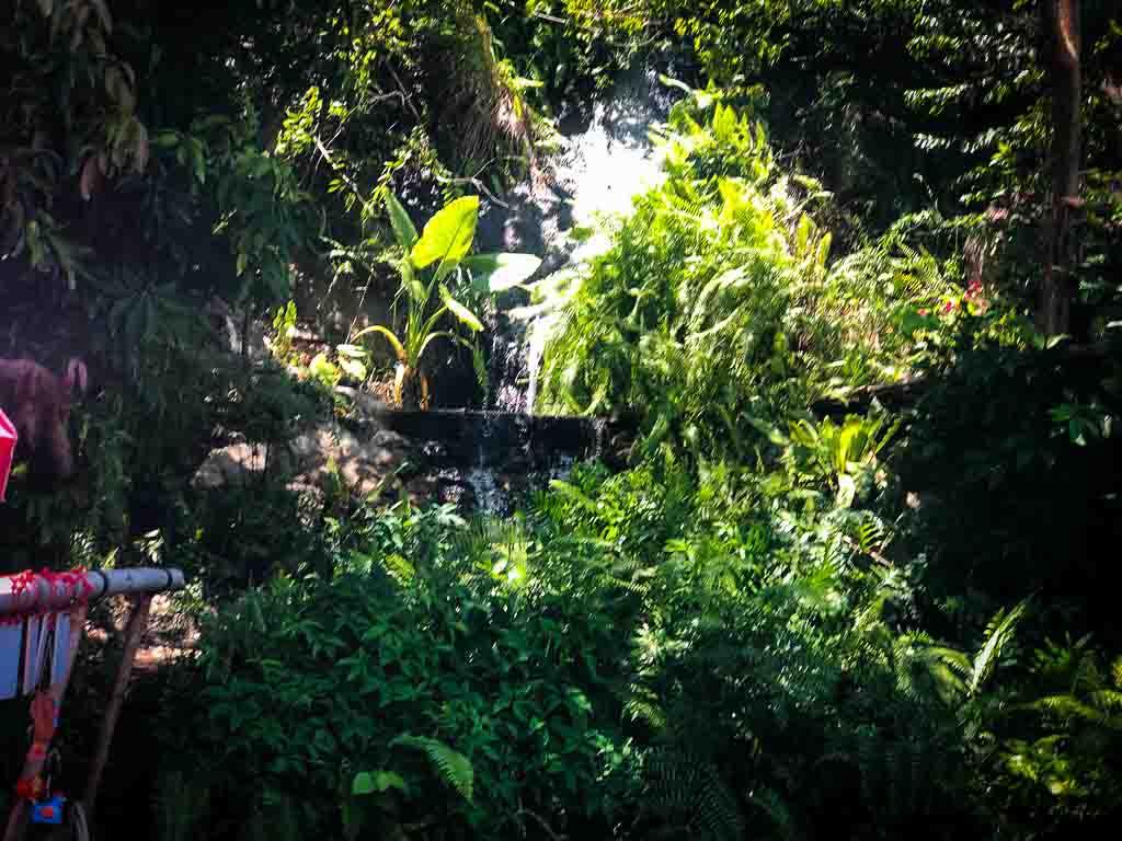 waterfall at lamai viewpoint