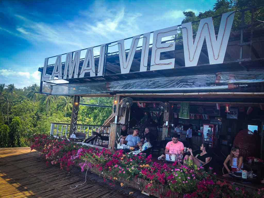 lamai view point restaurant